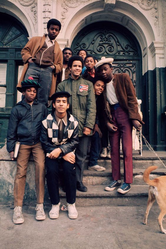 Boys in South Bronx (1970), Source Unknown
