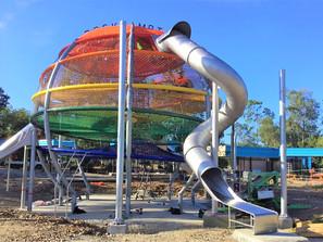 A primeira super esfera do mundo!