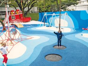 Playground do Club Athletico Paulistano