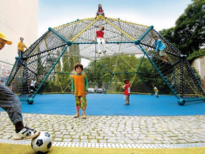 Geos – As incríveis cúpulas de jogos multifuncionais