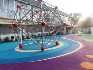 Novo playground Carolina Patrício
