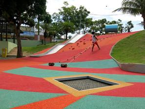 Inauguração - Praça Largo da Batalha