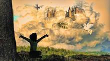 Imaginação das crianças