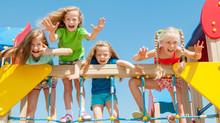 Cuidados e higiene no playground