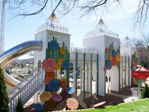 O incrível playground Tivoli
