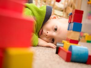 Playground para crianças com Transtorno do Espectro Autista (TEA)