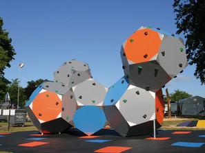 Para playgrounds em áreas públicas