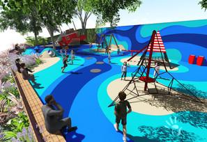 Transformação no playground do Club Athlético Paulistano