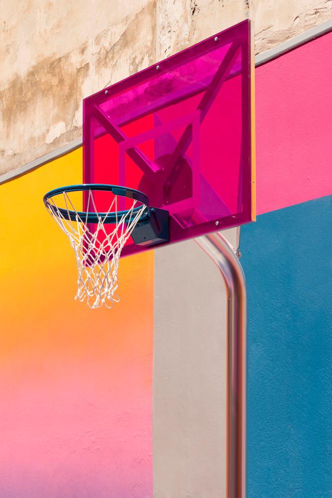 Quadra de basquete Pigalle
