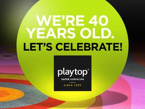 Playtop faz 40 anos!