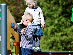 Playgrounds favorecem o desenvolvimento da linguagem