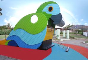 Pássaros - Brinquedos customizados