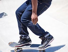 Hula-Loop: o skate para playgrounds