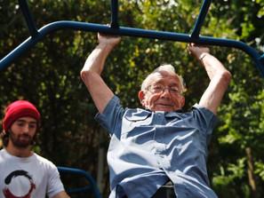 Agora é a vez dos idosos!