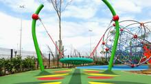 Playground Estação Cuiabá