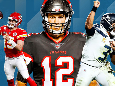 NFL Position Ranking Roulette: The Top 12 QBs Following the 2020 Season