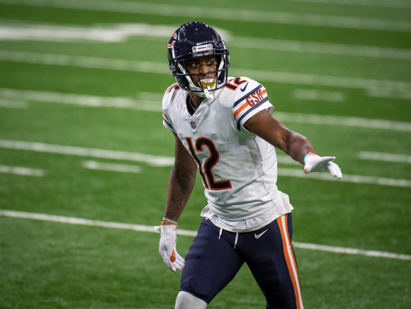 NFL Position Ranking Roulette: The Top 12 Wide Receivers Following the 2020 Season