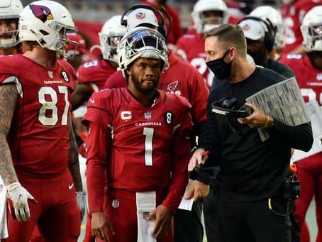 Arizona Cardinals Recap - The 2020 Season: A Bright Future