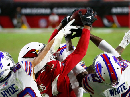 Arizona Cardinals Recap - Week 10: All Hail Murray