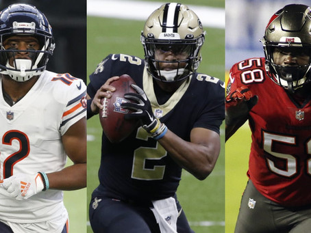 NFL 2021 Free Agency Recap