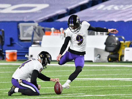 NFL Position Ranking Roulette: Top 12 Special Teamers for the 2021 Season