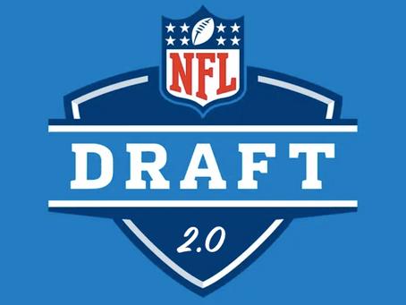 2021 NFL Mock Draft 2.0