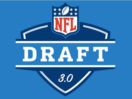 2021 NFL Mock Draft 3.0 (FINAL)