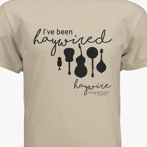 """Haywired"" T-shirt"