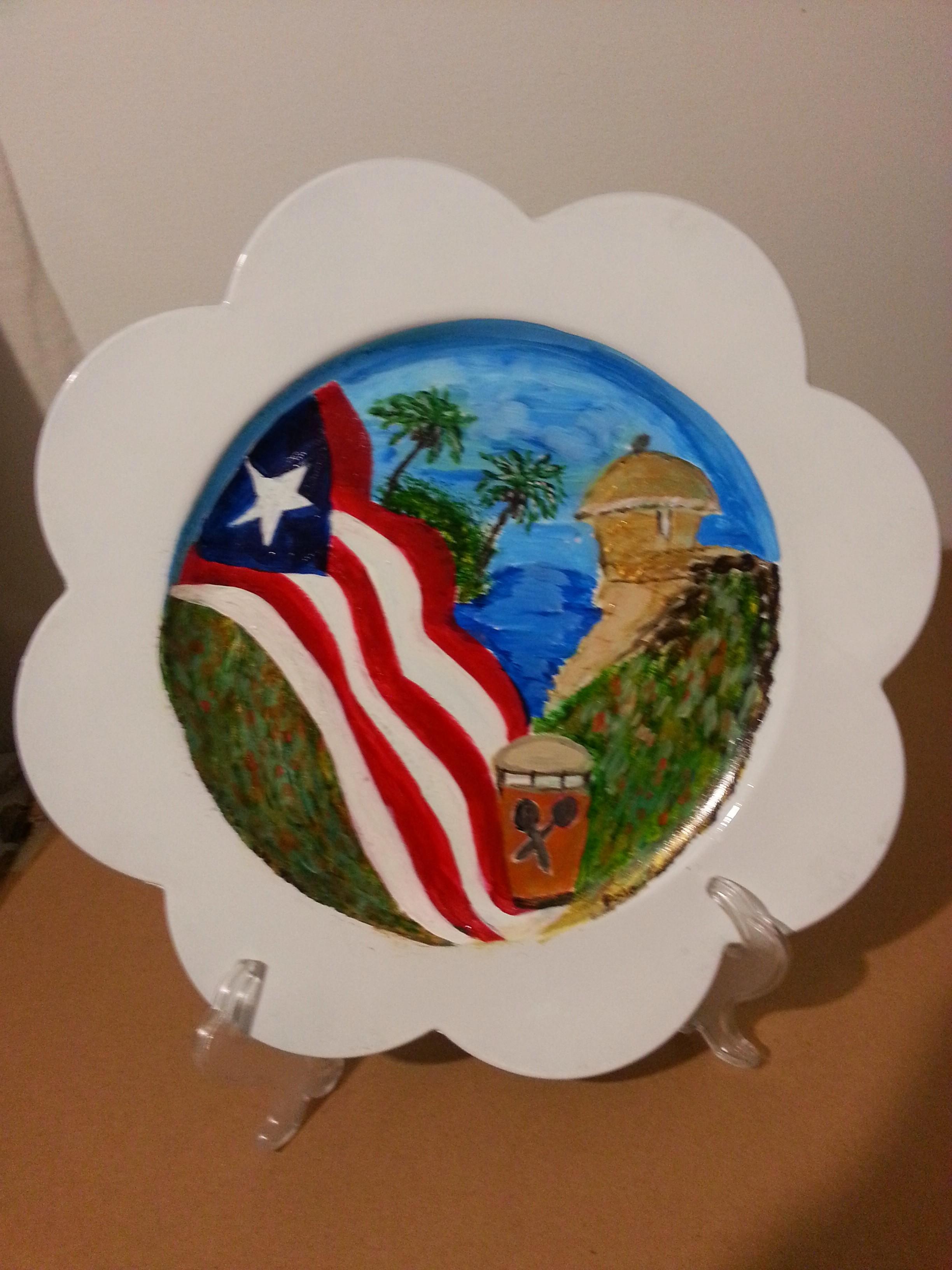La Bandera Puertoriquenia