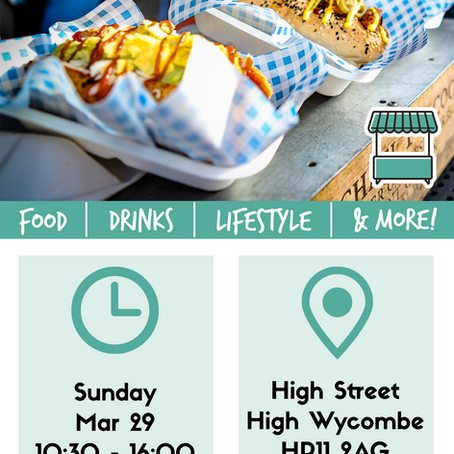 High Wycombe Vegan Market