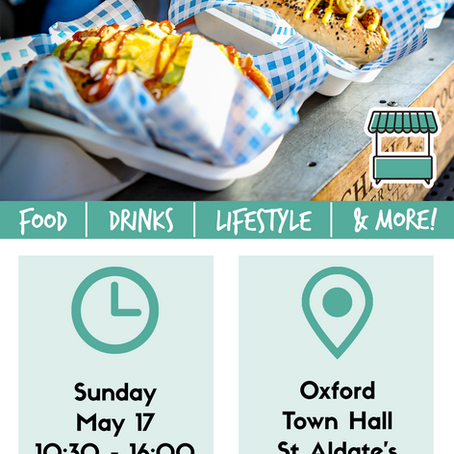 Oxford Vegan Market