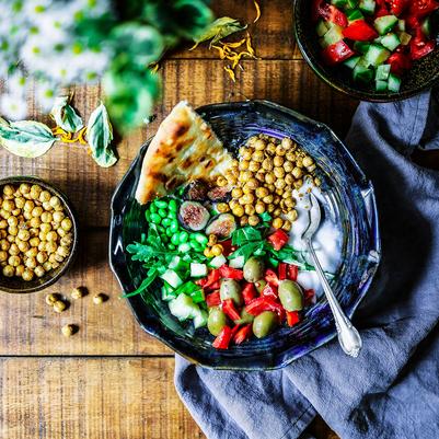 7 Cheap & Easy Ways To Eat Vegan All Week