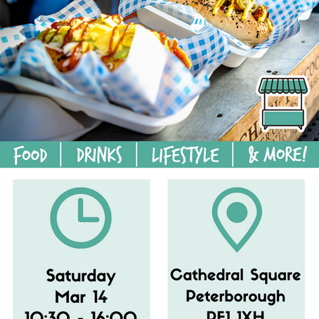 Peterborough Vegan Market