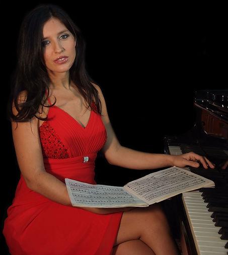 Maria Semeraro Pianista Milano Classica