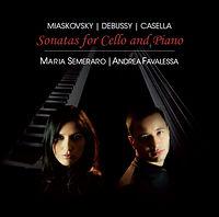 Maria Semeraro Pianista Milano Andrea Favalessa violoncellista