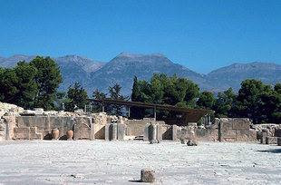 Ida Mate, Moutain Mother of Crete