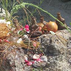 Altar Goddess Pilgrimage to Crete