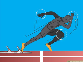Tips for Coming Out of the Blocks as a Sprinter
