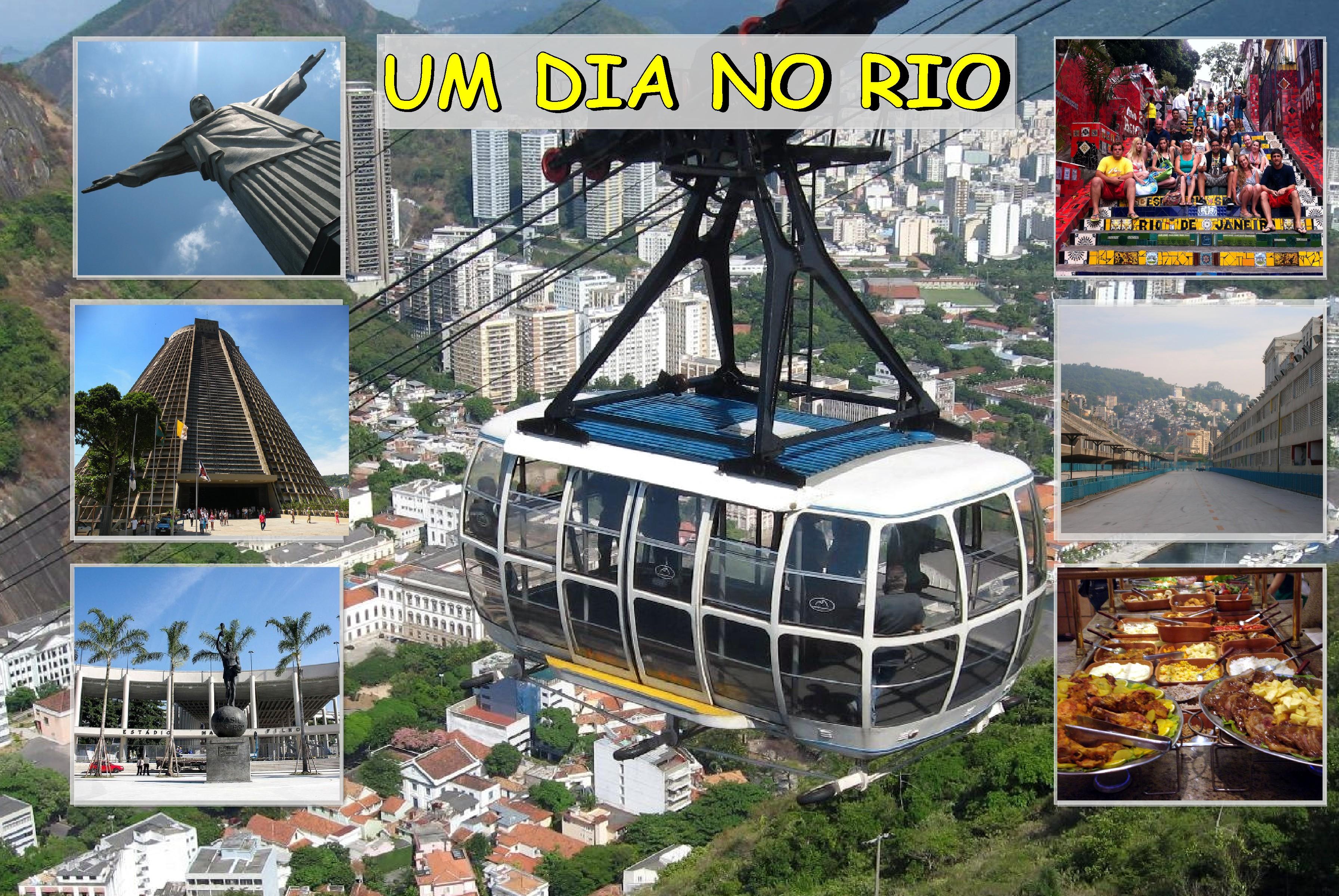 UN DIA EN RIO