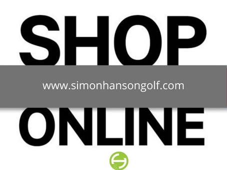 Pro Shop In Your Inbox | Online Shop Launched
