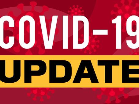 Covid-19 Update | Pro Shop Closed