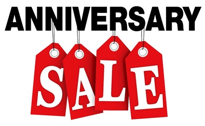 Anniversary Sale | Extended