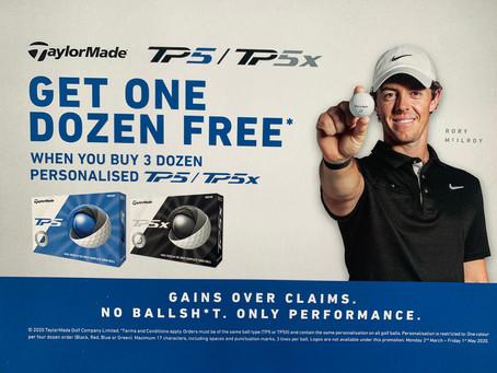Get One Dozen Free | TP5 Personalised