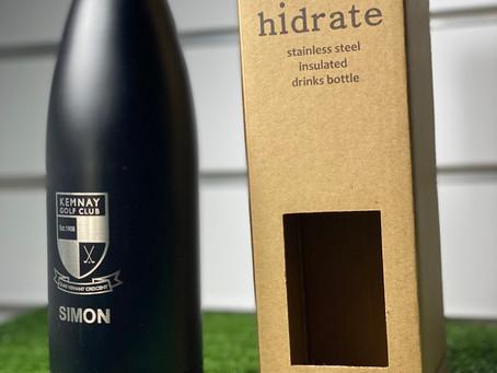 Hidrate Drinks Bottle | Free Personalisation
