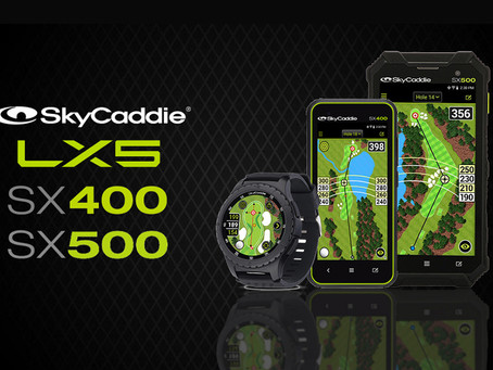 Skycaddie | Christmas is Coming | Kemnay Pro Shop