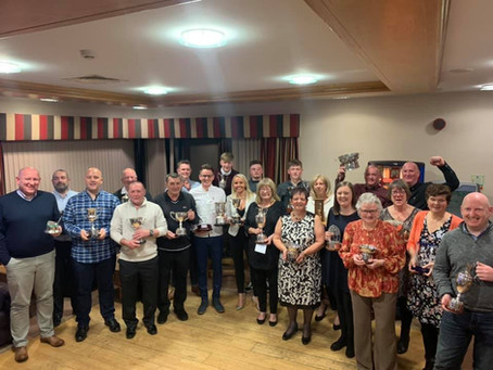 Annual Prize Giving 2019