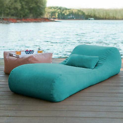 Fully Upholstered Beans Sun lounger