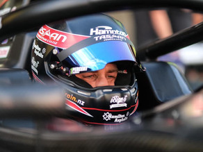Heimgartner claims NZGP podium on debut