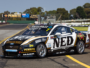Andre eyeing podium finish ahead of the Penrite Oil Sandown SuperSprint