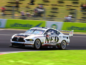 Heimgartner's NED Whisky refreshed and raring to go ahead of the Supercheap Auto Bathurst 1000